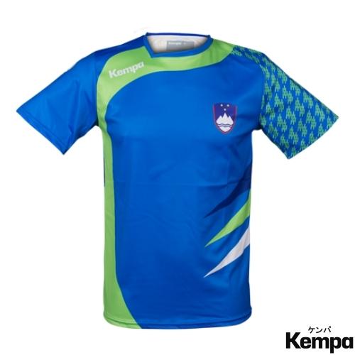 ケンパ ハンドボール スロベニア代表 ユニフォーム 2017/18