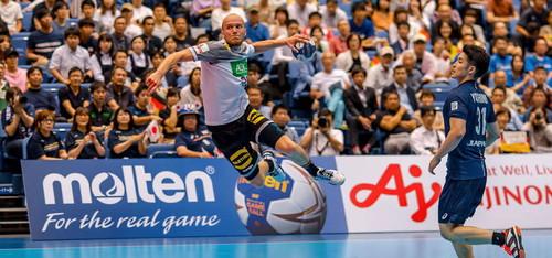 ハンドボール ドイツ代表 ケンパ